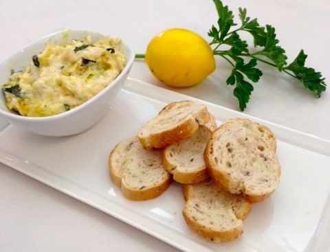 Hot Artichoke Spread Image