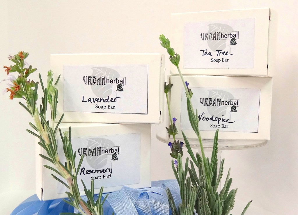 Herb Hand and Body Soaps