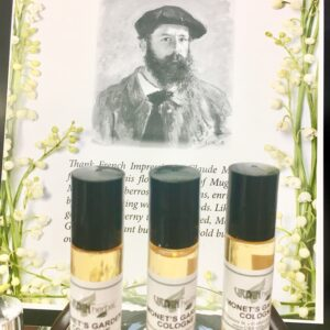 Monet's Garden Mini Roll-On Cologne