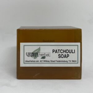 Patchouli Vegetable Glycerin Soap
