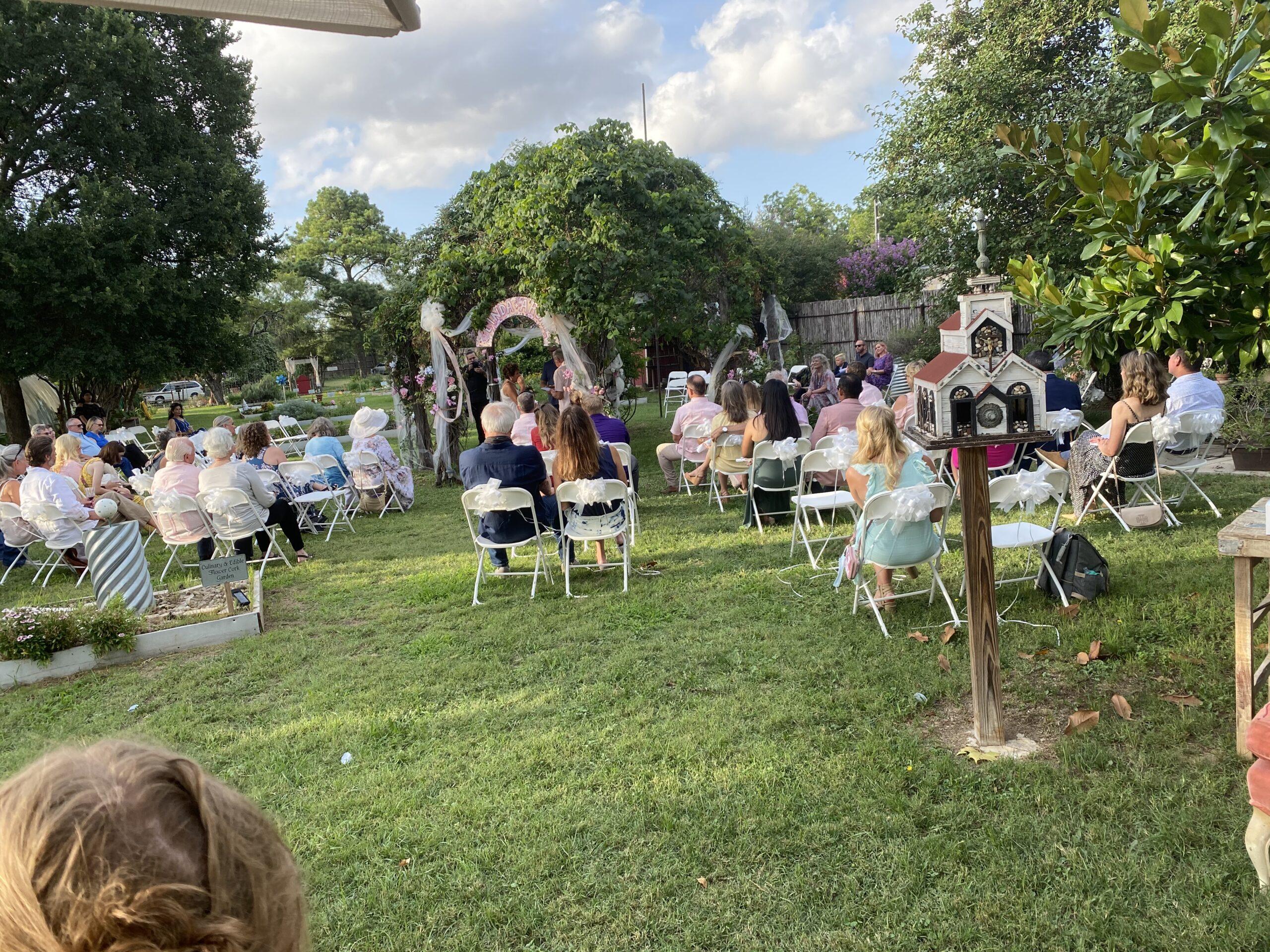 Wedding event at URBANherbal