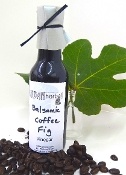 Herb Vinegars - Balsamic, Coffee, and Fig