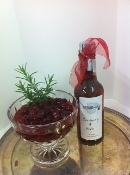 Herb Vinegars - Cranberry Herb
